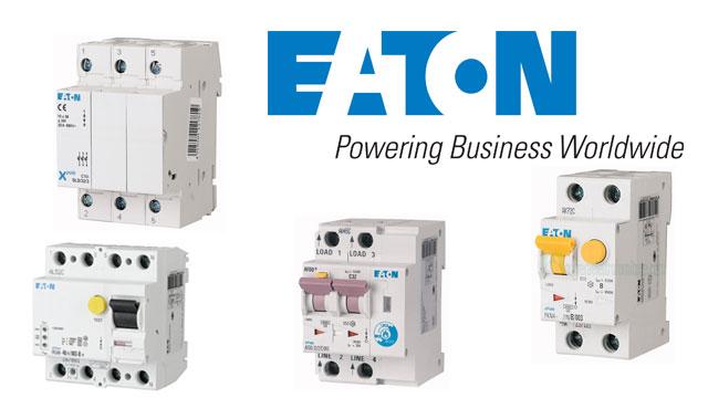Pacote de dispositivo de proteção EATON