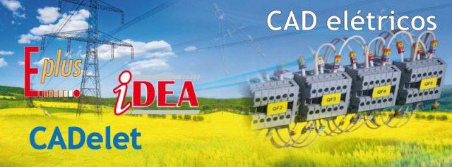 A evolução em CADs elétricos