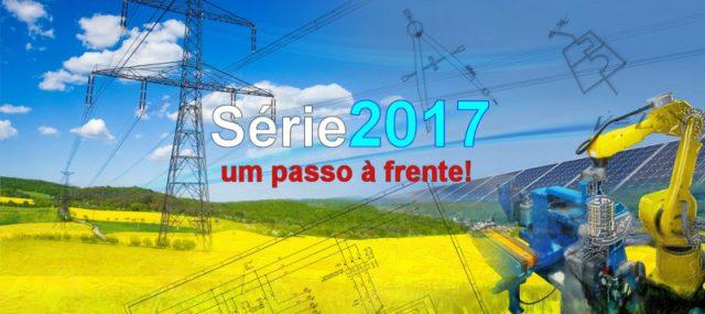 Lançamento Série 2017 software Electro Graphics
