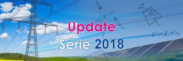 Atualização Update 2 Electro Graphics Série 2018