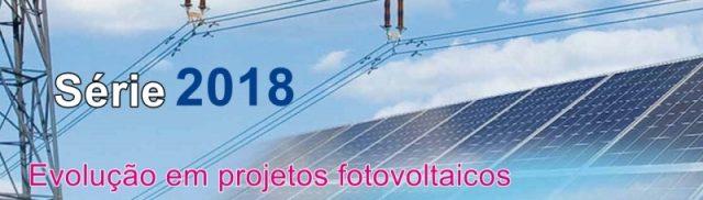 Posicionamento automático dos módulos fotovoltaicos nas áreas predefinidas