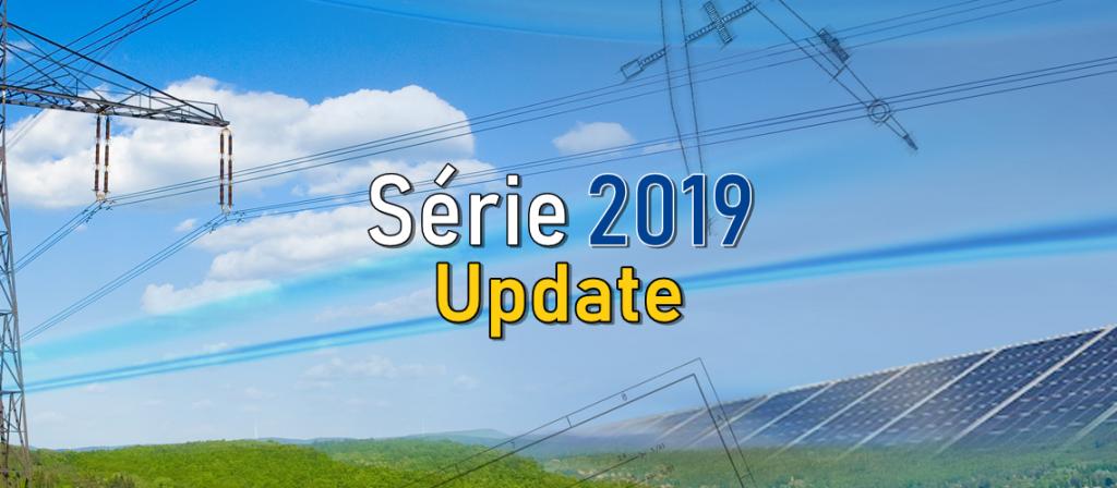 Atualização Update 1 Electro Graphics Série 2019
