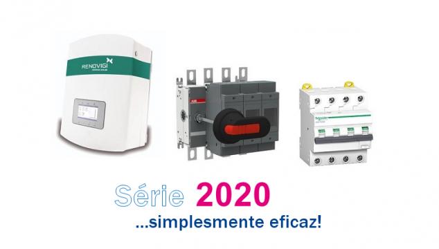 Pacote de atualização Arquivos 2020/01 – SOLergo, Ampère e CADs