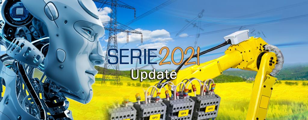 Atualização Update 1 Electro Graphics Série 2021